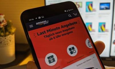 Amazon Last Minute Angebote Header