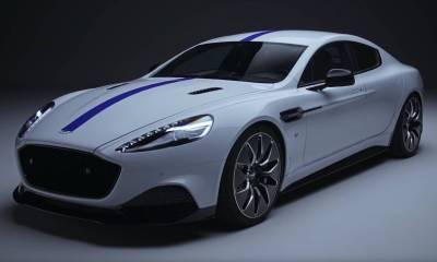 Aston Martin Rapid E