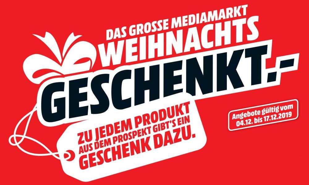 MediaMarkt Geschenkt Flyer