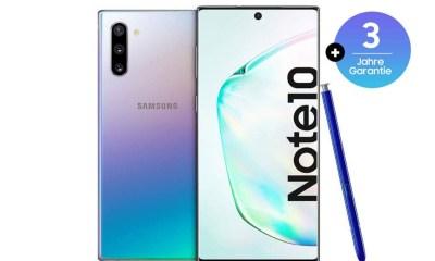 Samsung Galaxy Note 10 3 Jahre Garantie Amazon