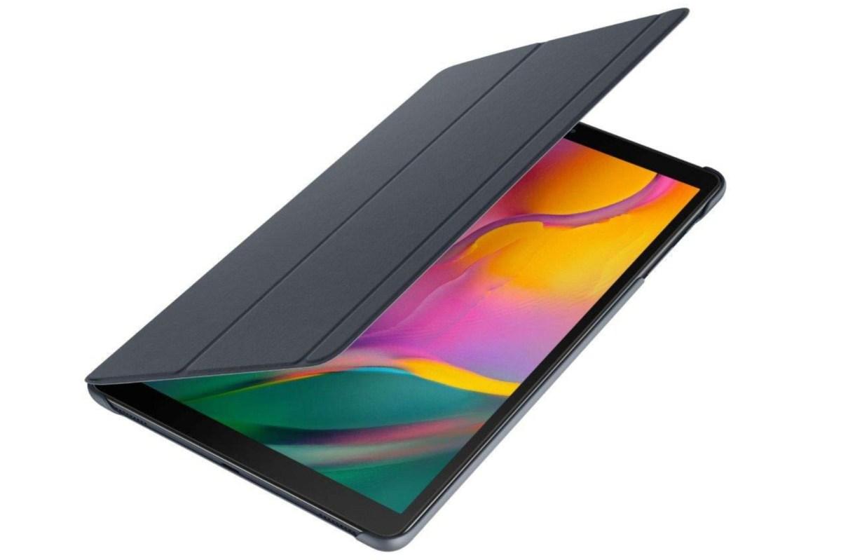 Samsung Galaxy Tab A 10.1 2019 Book Cover
