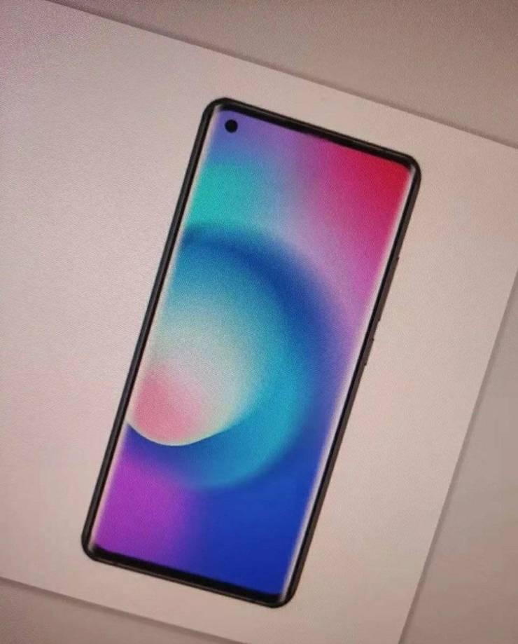 Xiaomi Mi 10 Leak