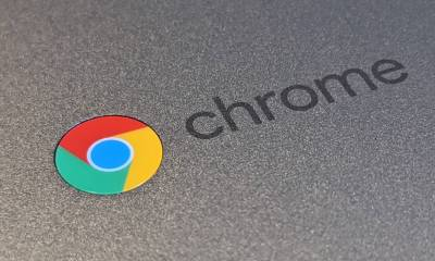 Google Chrome, Chrome OS Header