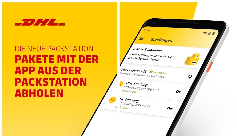 DHL: Neue Packstationen nur noch per App nutzbar?