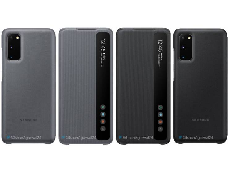 Samsung Galaxy S20 Cover Leak 2