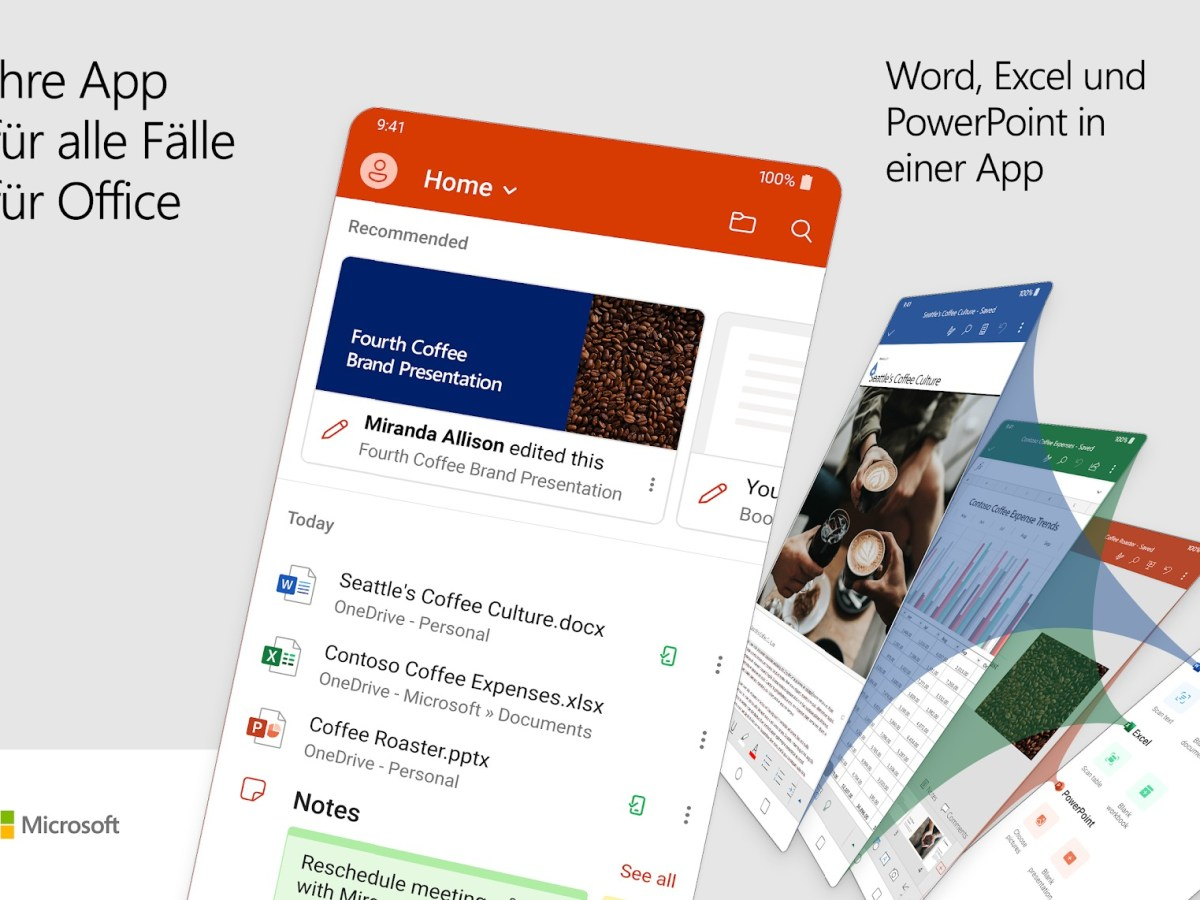 Microsoft Office Android