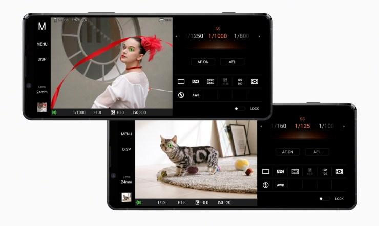 Sony Xperia 1 Ii Pro Kamera