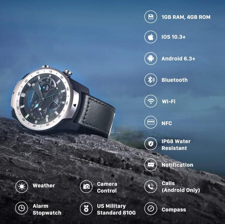 Ticwatch Pro 20202