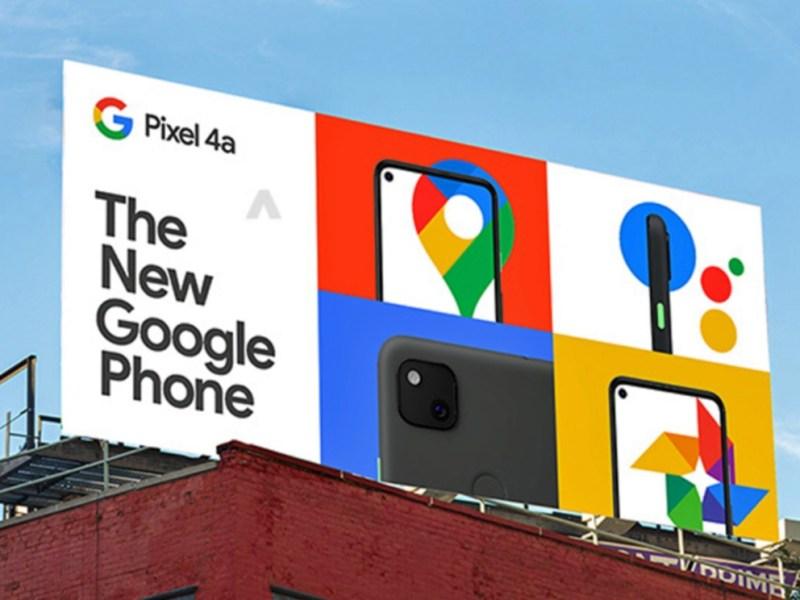 Google Pixel 4a Leak 2