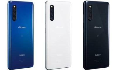 Samsung Galaxy A41 Docomo