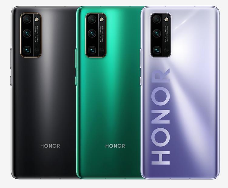 Honor 30 Pro Farben