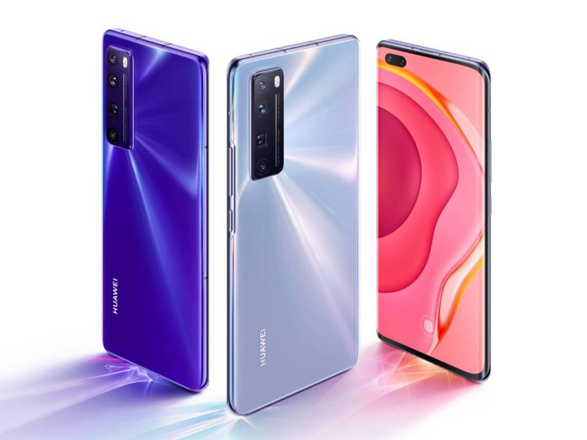 Huawei Nova 7 Head
