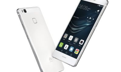 Huawei P9 Lite Amazon Header White Wide