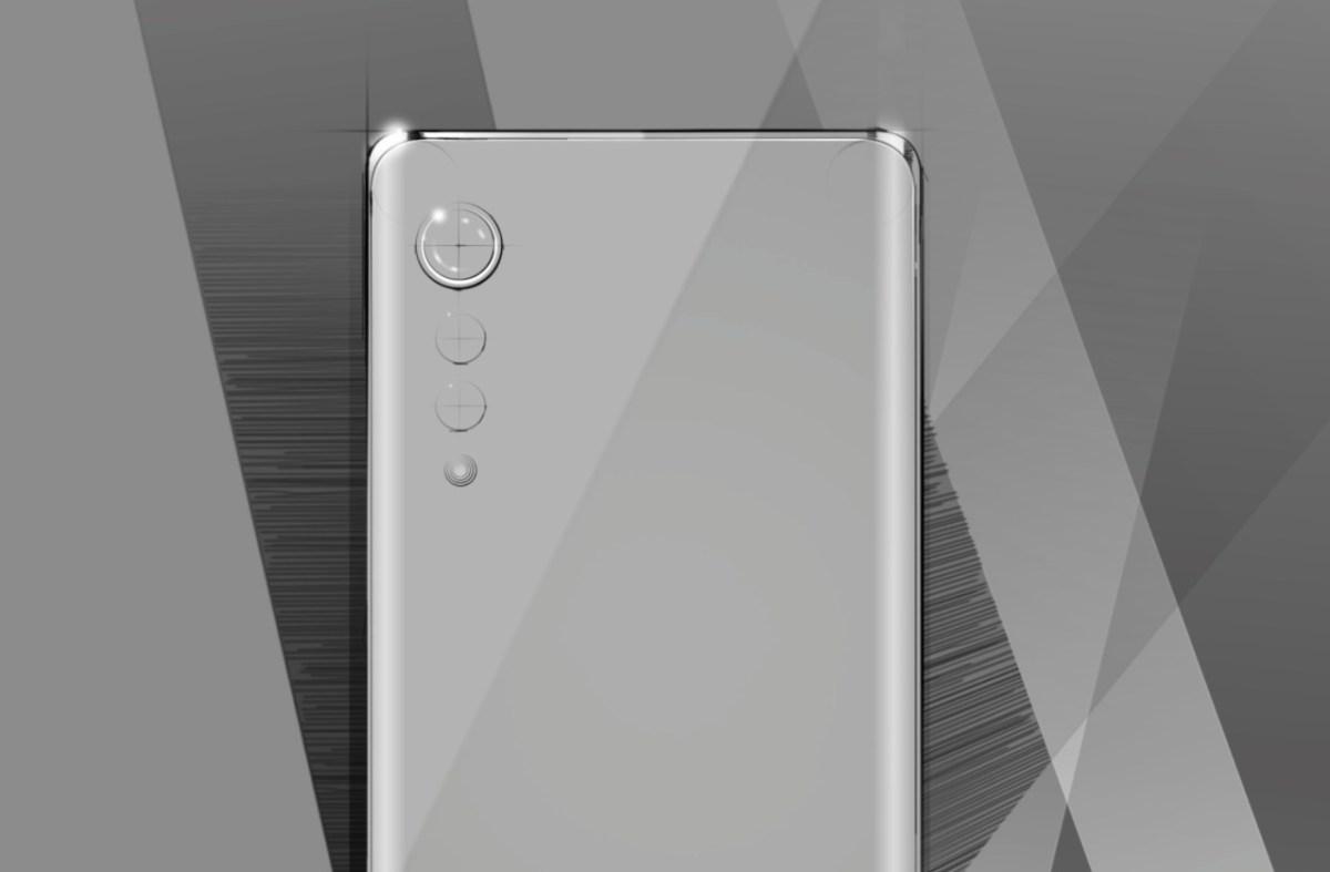 Lg Neues Smartphone Design 2020 2