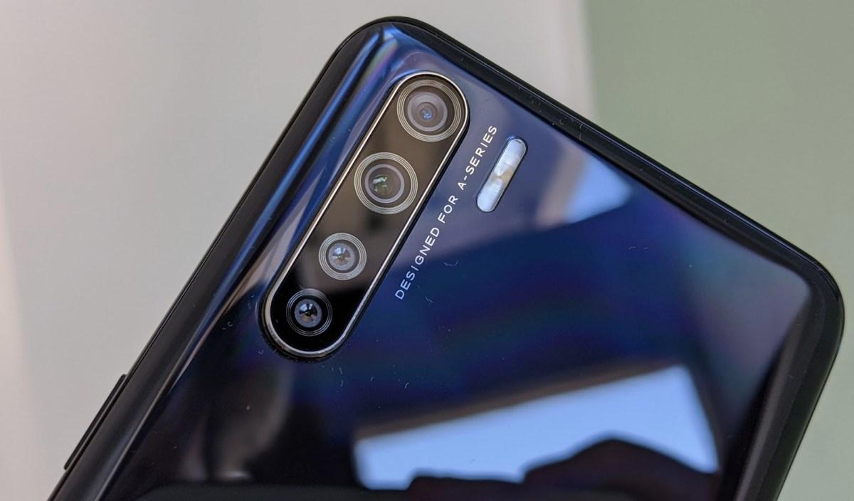 Oppo A91 Kamera