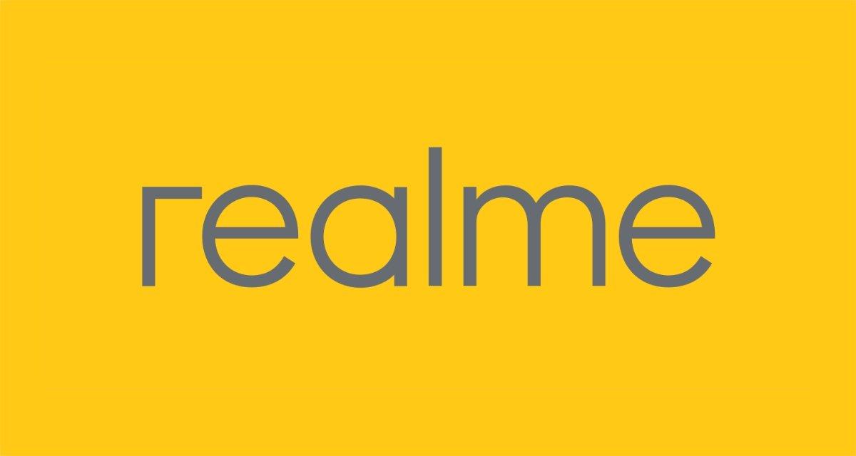 Realme Logo Header