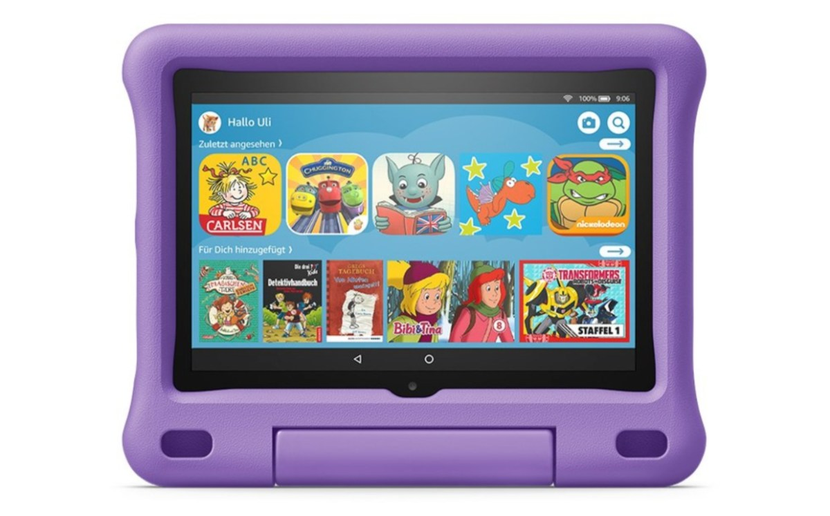 Amazon Fire Hd 8 Kids 2020