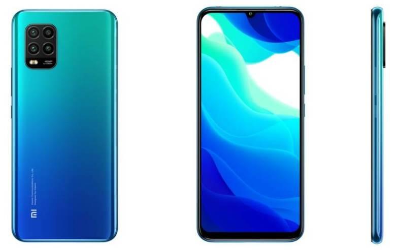 Xiaomi Mi 10 Lite 5G Blau