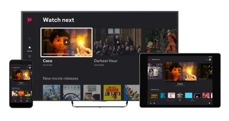 Google Play Filme Serien Design Update Mai 2020 3