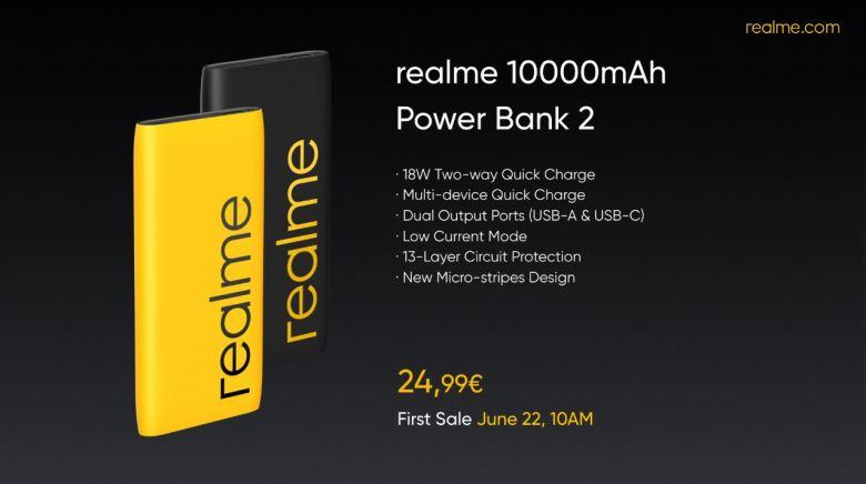 Realme 10000 Power Bank 2 Plakat