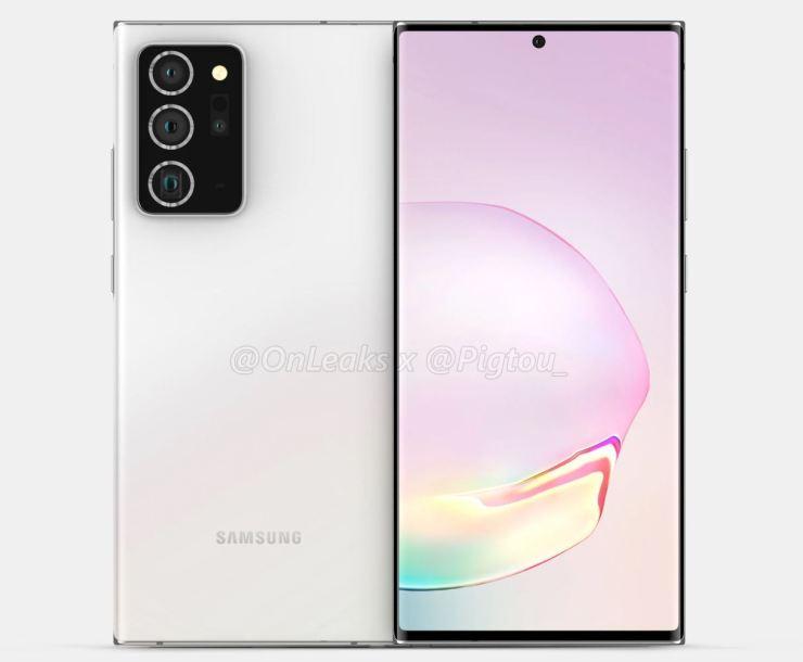 Samsung Galaxy Note 20 Plus Leak (2)