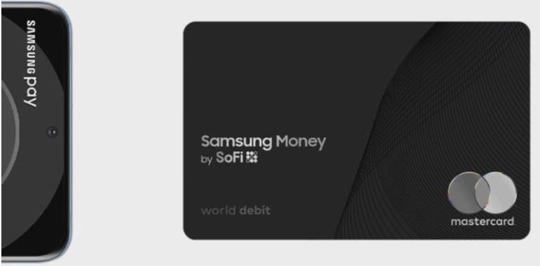 Samsung Money Kreditkarte Mastercard