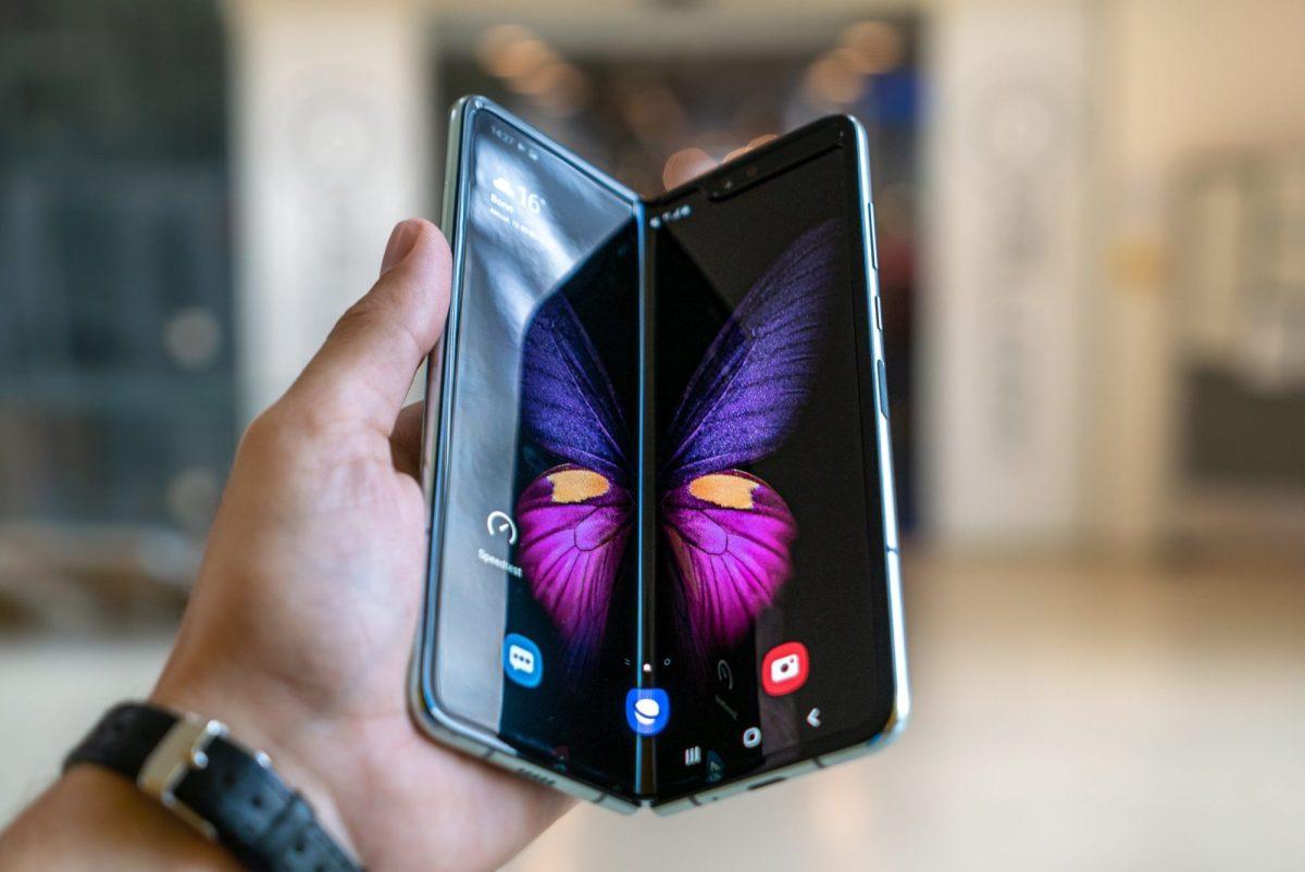 Samsung Galaxy Fold 5G Unsplash