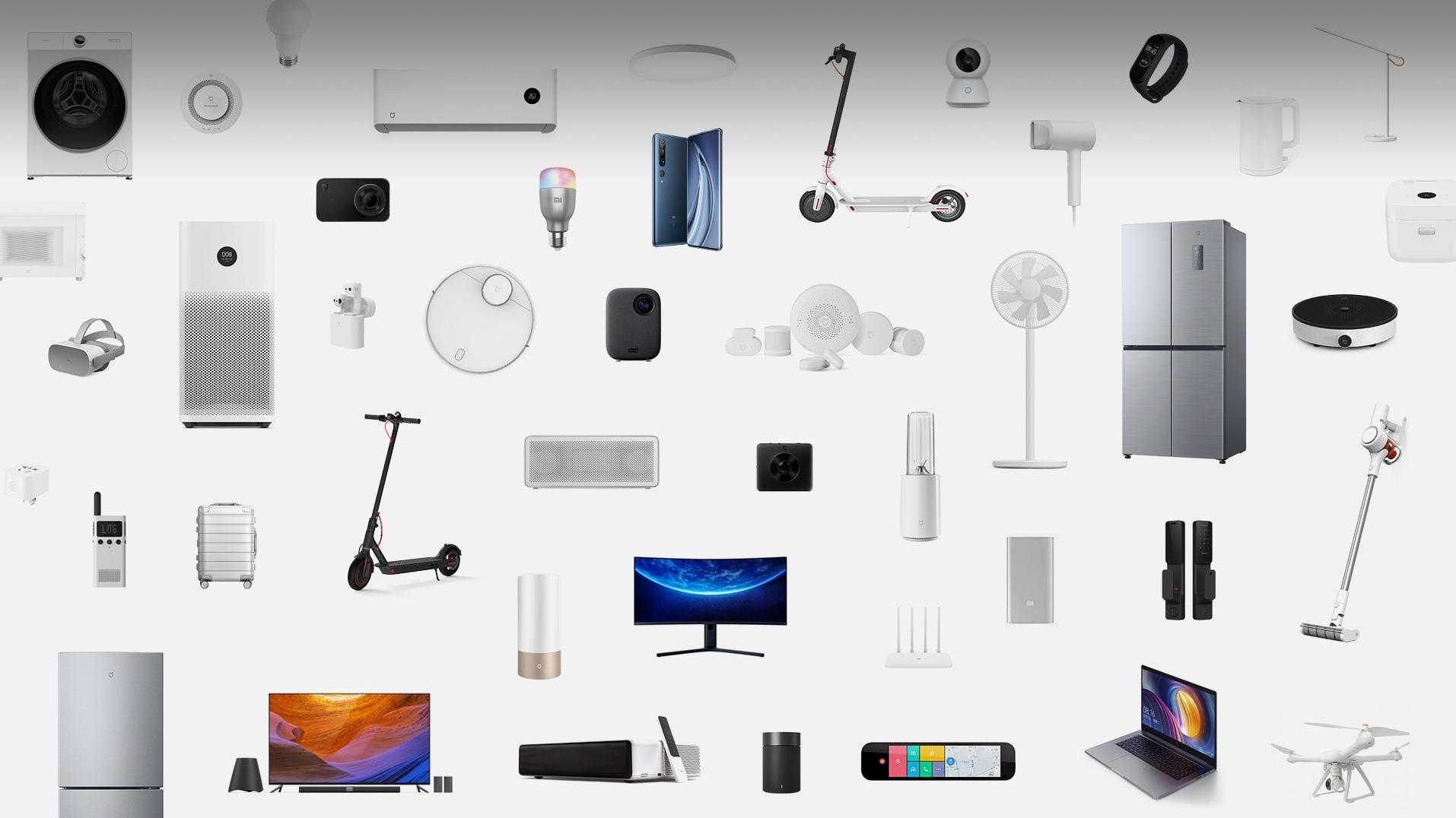 Xiaomi  cover image