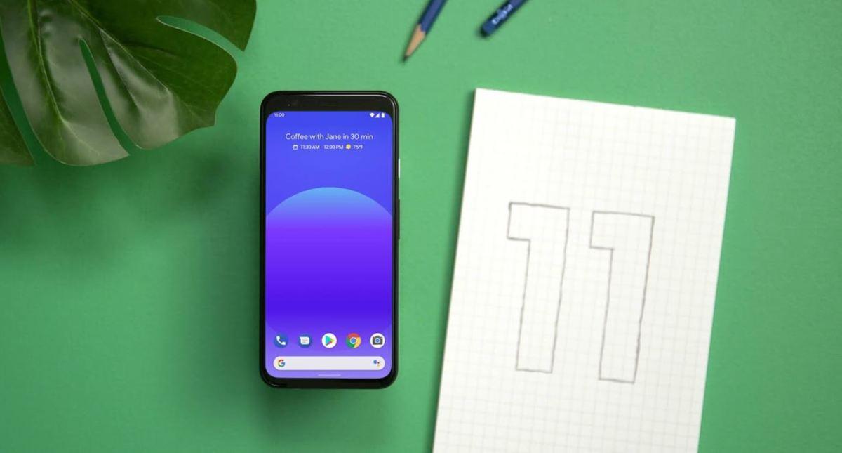 Android 11 Beta Google Pixel