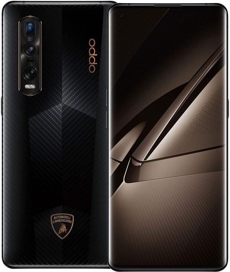Lamborghini Edition Find X2 Pro