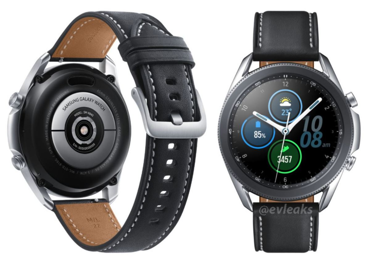 Samsung Galaxy Watch 3 Leak (1)