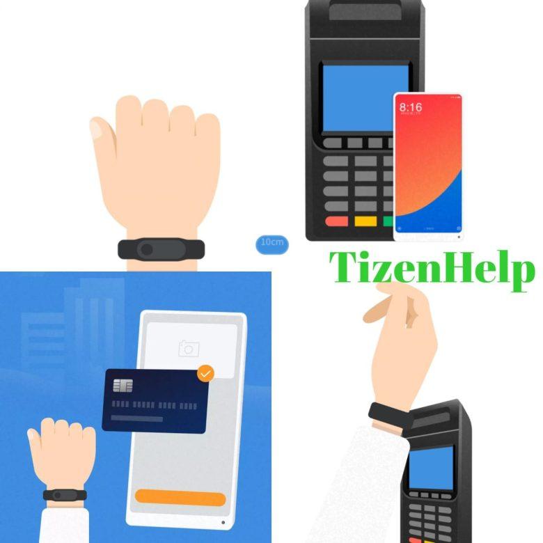 Xiaomi Mi Band 5 Nfc Mobile Payment