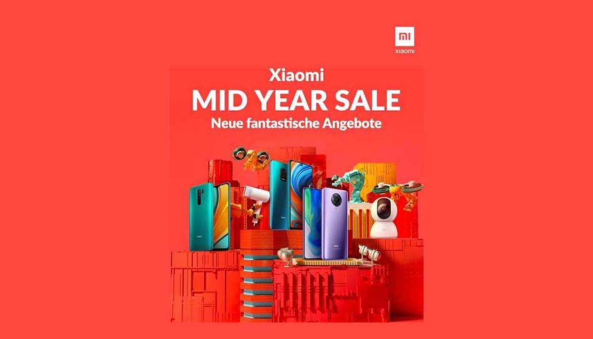Xiaomi Mid Year Sale Juni 2020