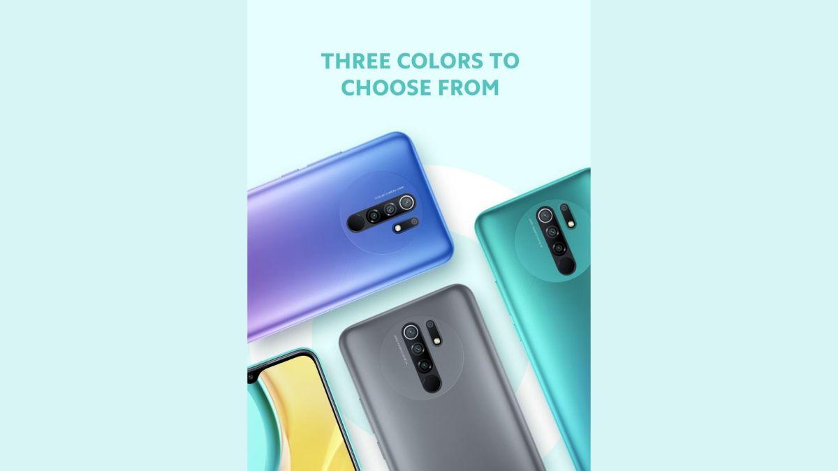Xiaomi Redmi 9 Header