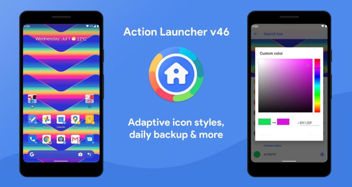 Action Launcher 46