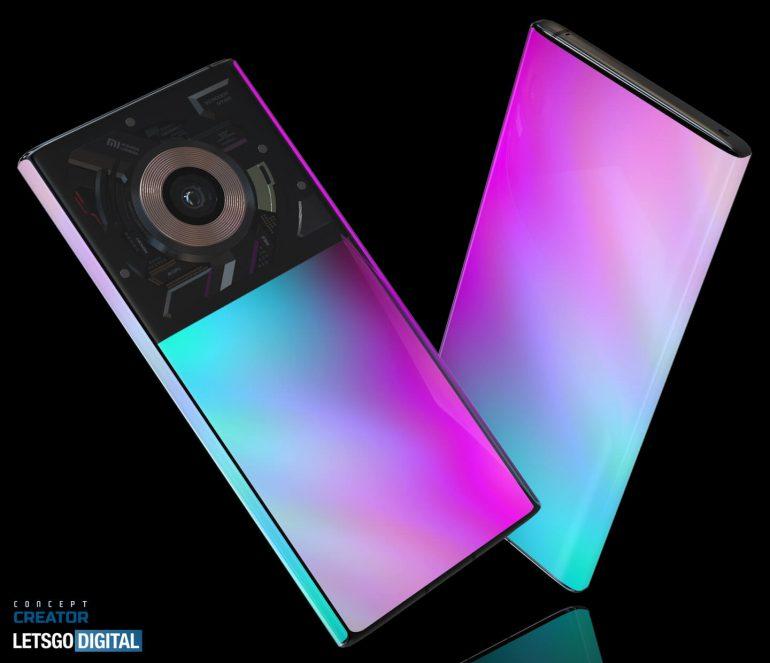 Dual Display Smartphone 770x663