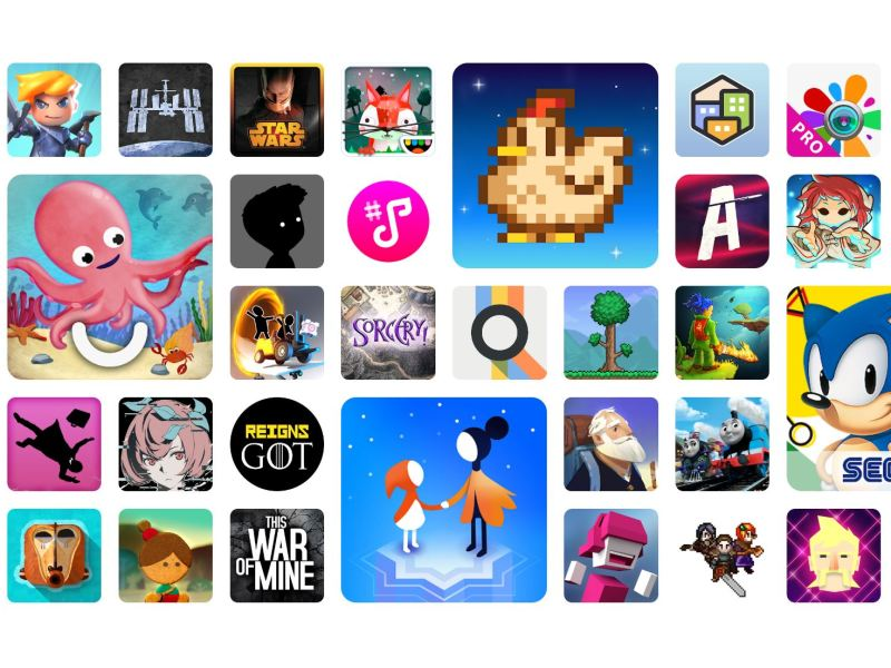 Google Play Pass Spiele Head