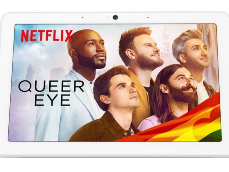 Nest Hub Netflix