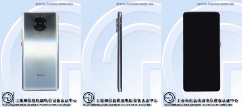 Redmi K30 Ultra Leak