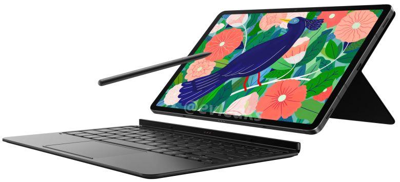 Samsung Galaxy Tab S7 Evleaks Leak (1)