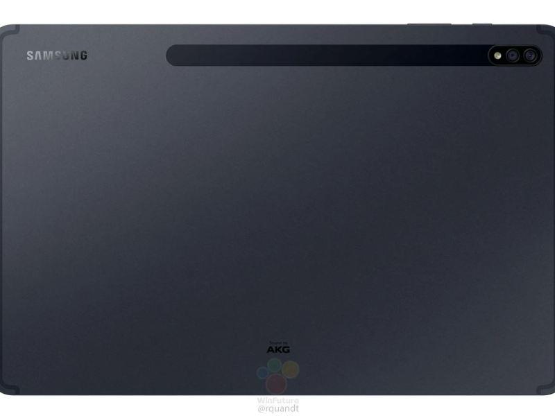 Samsung Galaxy Tab S7 Leak