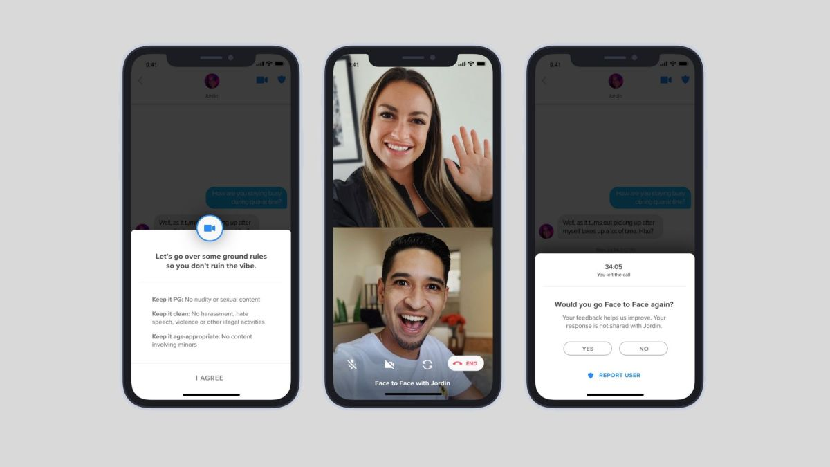 Tinder Video Chat Ios Iphone Header