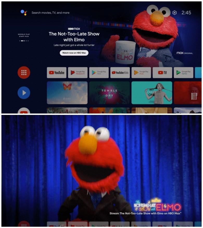 Android Tv Startbildschirm Screenshots