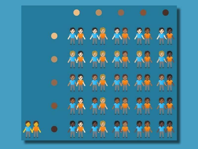 Emoji Hautfarbe Gboard Neu (2)