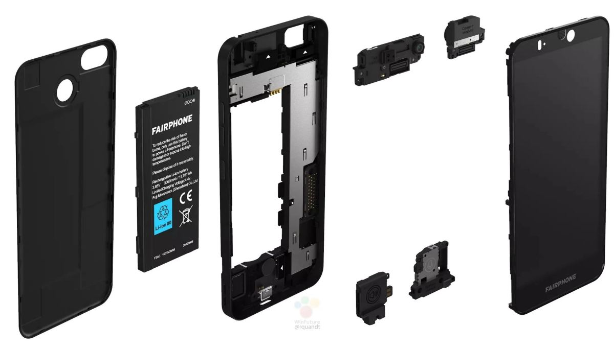 Fairphone 3 Plus