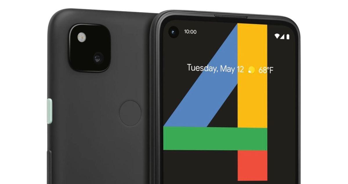 Google Pixel 4a Head