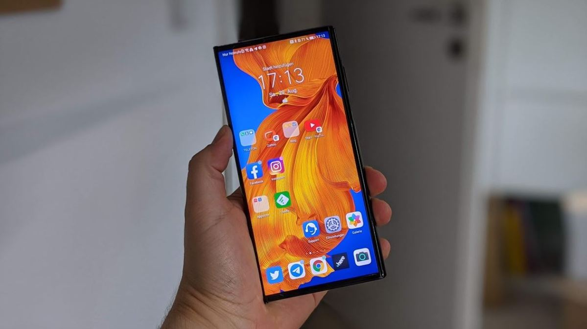 Huawei Mate Xs Smartphonemodus