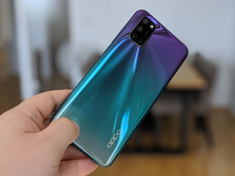 Oppo A72 Test