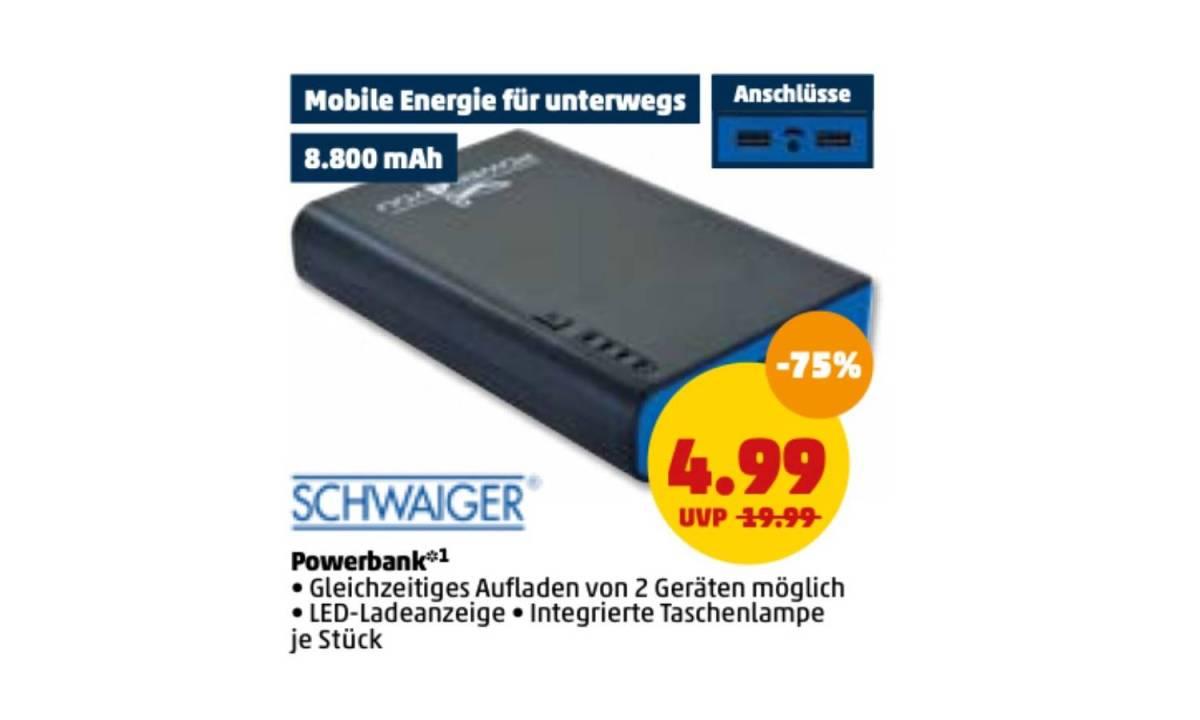 Penny Powerbank Schwaiger (2)