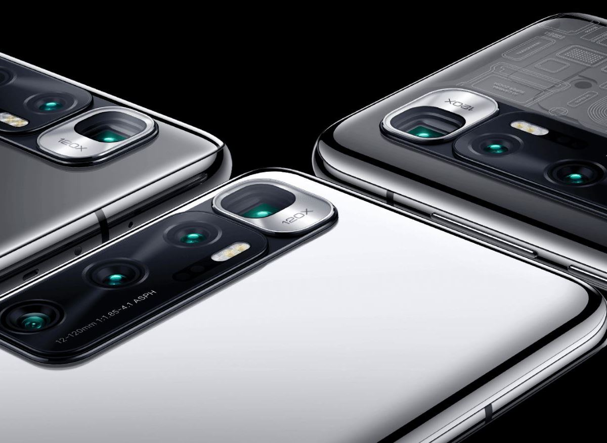 Xiaomi Mi 10 Ultra 3 Kamera